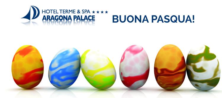 Pasqua ad Ischia Hotel Aragona Palace 4 stelle